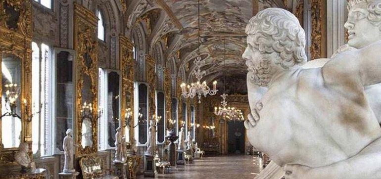 Один из красивейших дворцов в Риме о котором почти не говорят туристам!