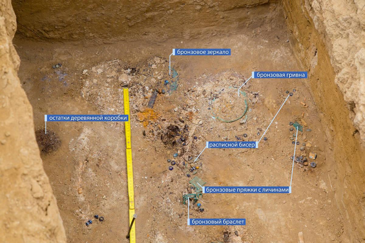 Уникальная находка археологов! Ученые не ожидали, что в скифском некрополе столько ценных вещей!