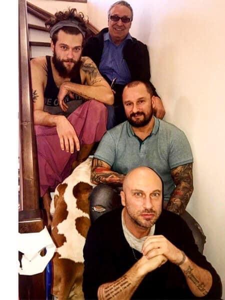 Дмитрий Нагиев и его семья, одни из первых фото родных шоумена!