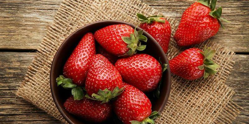 Ароматная и вкусная ягода: 5 правил выбора клубники!