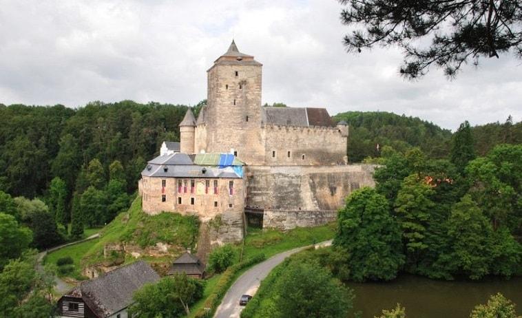 Замки Чехии: красота в окрестностях Праги!