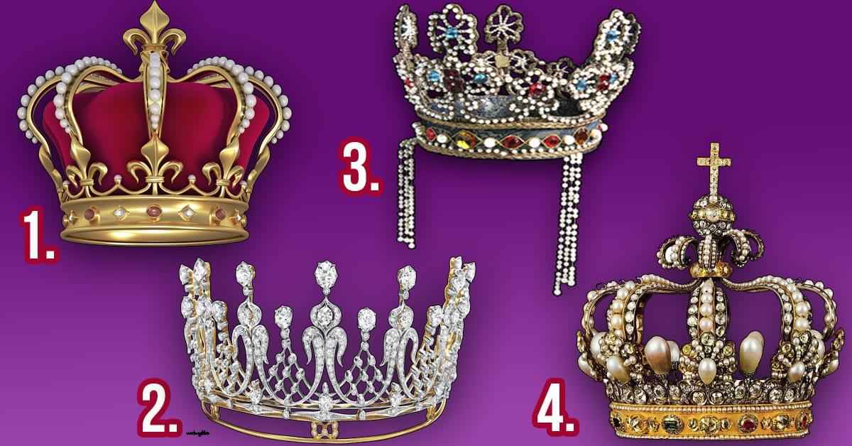 Какая ты королева? Тест покажет, что у тебя в душе!