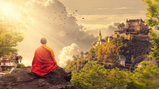 """Три буддистские истины ответят на вопрос: """"Почему жизнь несправедлива?"""""""