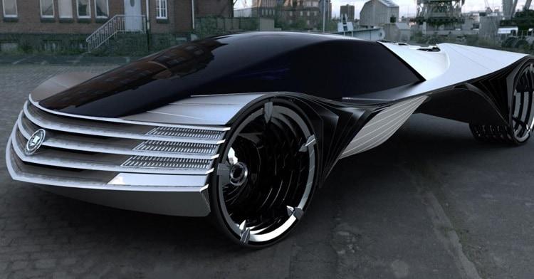 Новое топливо: этот автомобиль можно заправлять один раз в 100 лет!