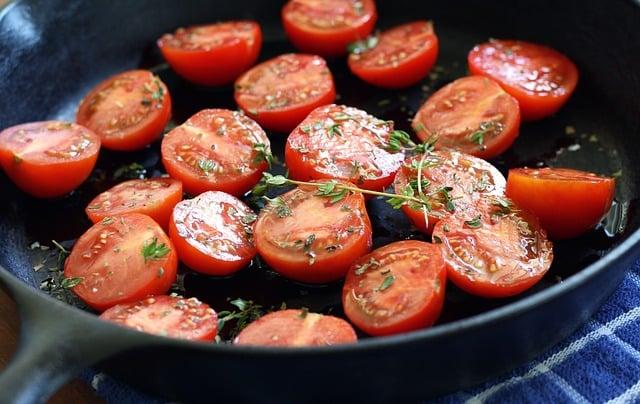 Фаршированные помидоры и чудные баклажаны. Этими рецептами я пользуюсь много лет!