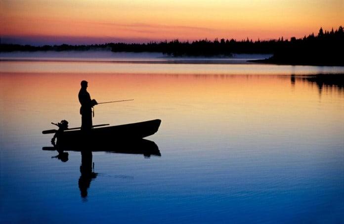 Если муж собрался на рыбалку... История о предусмотрительной жене.