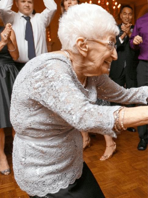 Как 85-летняя женщина изменила свое тело? Невероятное преобразование!