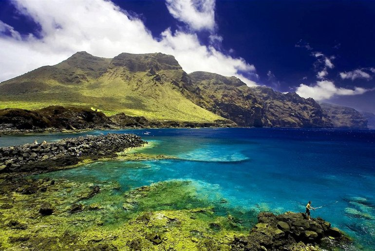 Остров вечной весны. Заманчивое место для туристов!