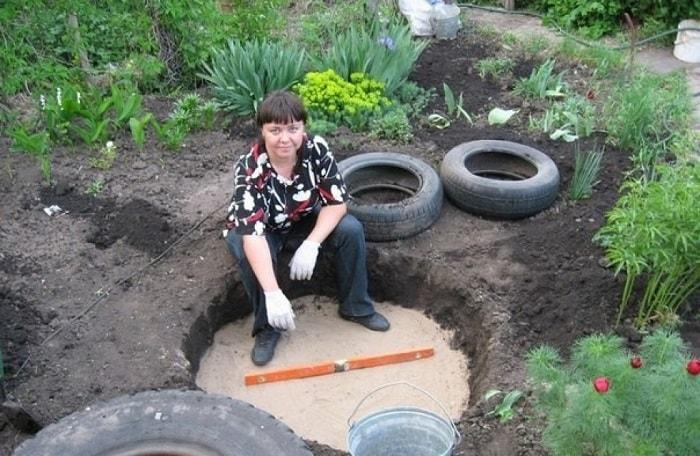 Водоем в саду своими руками. Гениальная идея!