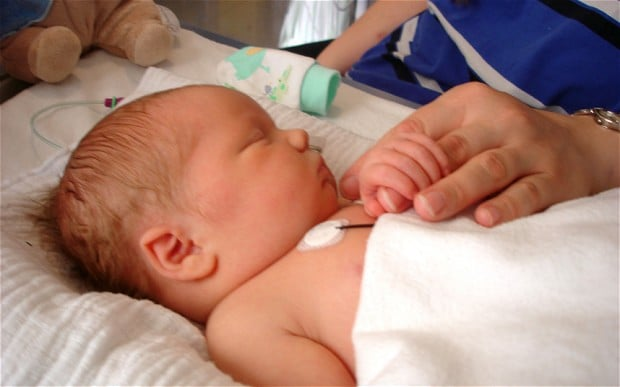 Женщина родила ребенка, будучи уже мертвой. Это невероятное событие!