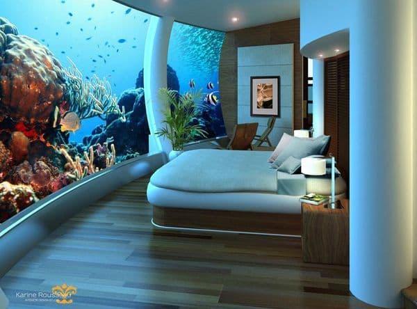 Ночь в этом отеле стоит 15 000 долларов!!! Что в нем особенного? Откройте дверь и вы точно захотите остаться!