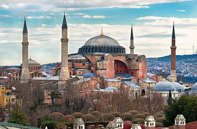 Топ-25 популярных мест для отдыхающих в Турции!