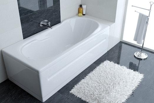 Как выбрать акриловую ванну: все плюсы и минусы!