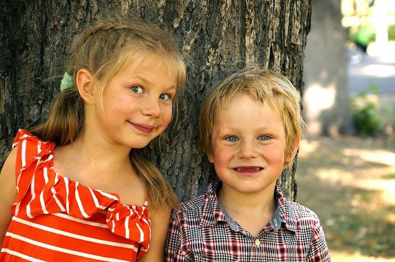 Детские перлы: 20 смешных разговоров с детьми!
