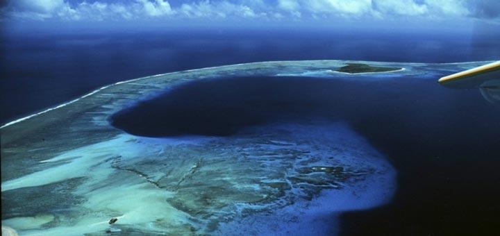 Вот что ученые обнаружили на месте взрыва 23 атомных бомб!
