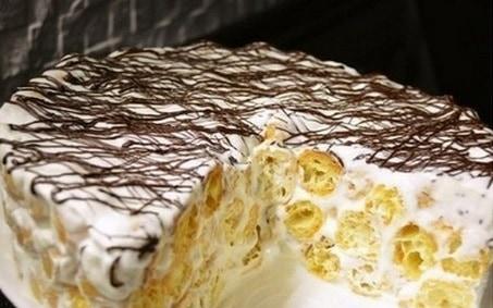 """Торт """"Дамские пальчики"""" - частый гость на семейных праздниках!"""