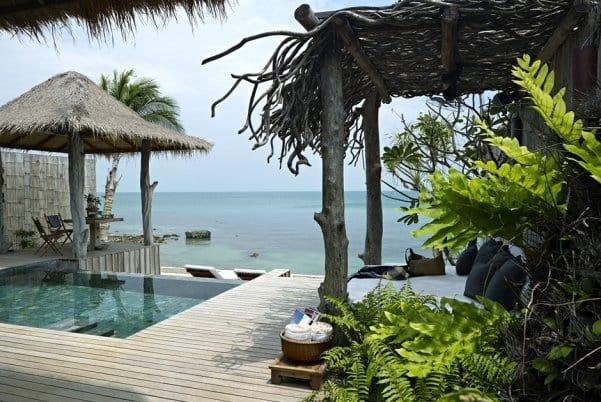 Остров за 15 тысяч превратился в фешенебельный курорт. Как домохозяйка стала бизнес леди?