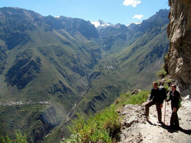 Долина Чудес: глубже каньона не сыскать на планете!