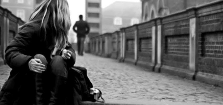 Расставание с любимым человеком проявляется физически. Реакция тела на разрыв!