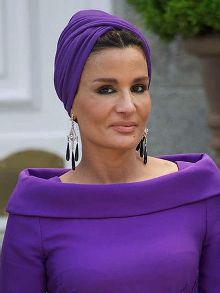 Жёны арабских шейхов: вся правда о том, как они живут!