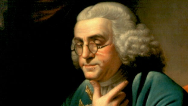 a life and career of benjamin franklin