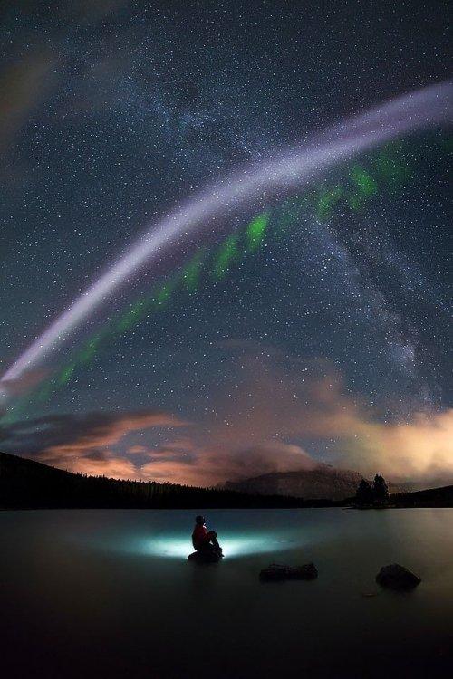 Любители-фотографы открыли природное явление. Ученые - под впечатлением!