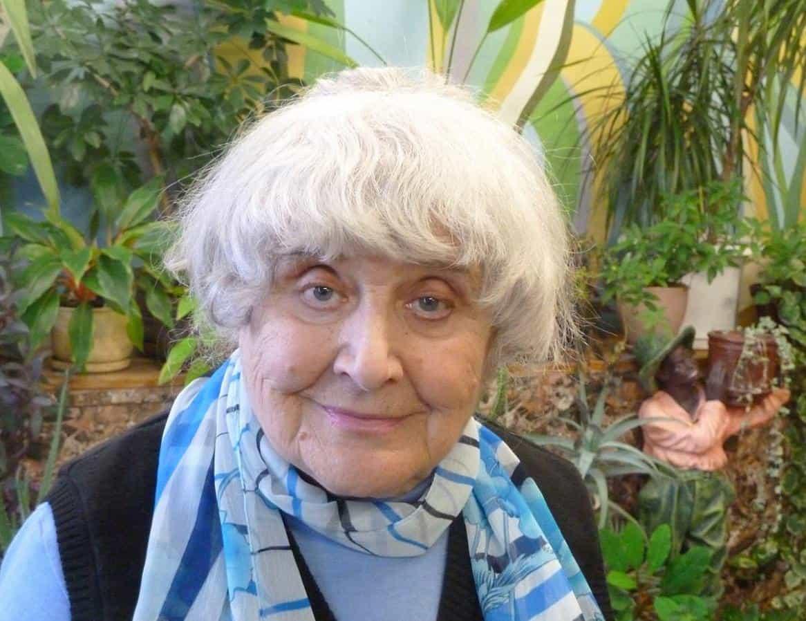 80-летняя Инна Бронштейн и ее лекарство для оптимизма!
