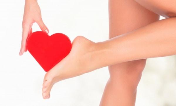 Боль в ногах и спине исчезнет за 5 минут. Простые упражнения для стоп!