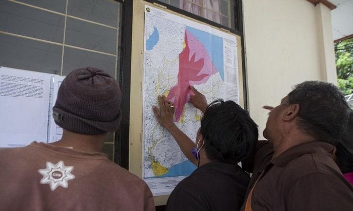 Бали в опасности! Ураганы Катрина, Харви и Ирма - это цветочки!