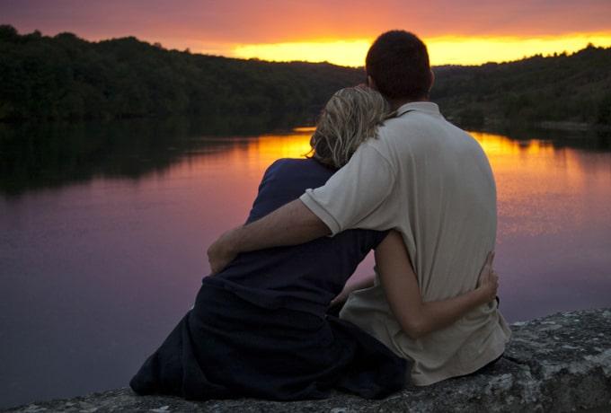 Джефф Фостер о любви. Пронзительно, трогательно и верно....