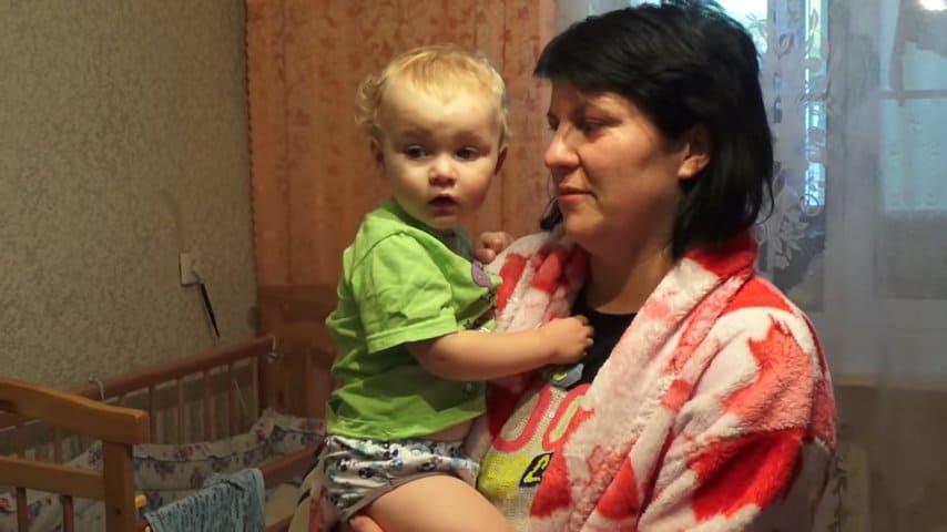 Многодетная мама родила Машеньку, а дома выяснилось, что у нее ... мальчик!