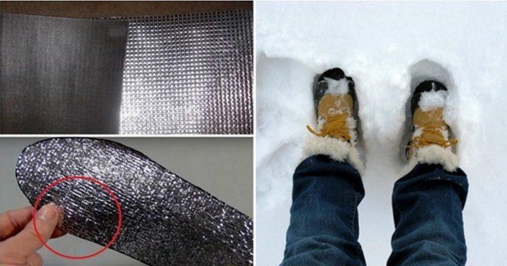 Незаменимый совет: сделайте это, и ваши ноги никогда не замерзнут!