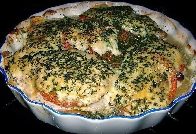 """""""Мясо под шубкой"""" - аппетитное блюдо для всей семьи!"""