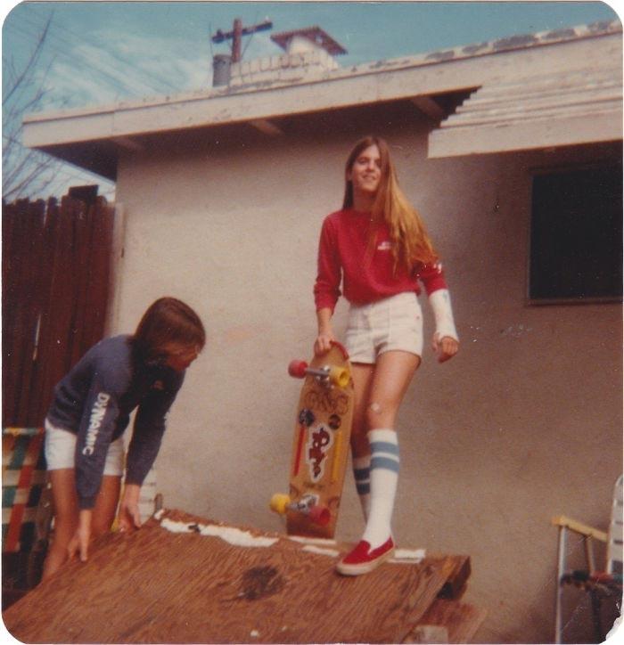 Неужели они такими были? Снимки наших родителей в молодости.