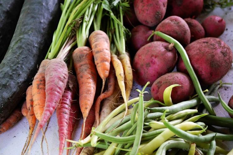 15 потрясающих лайфхаков с овощами.