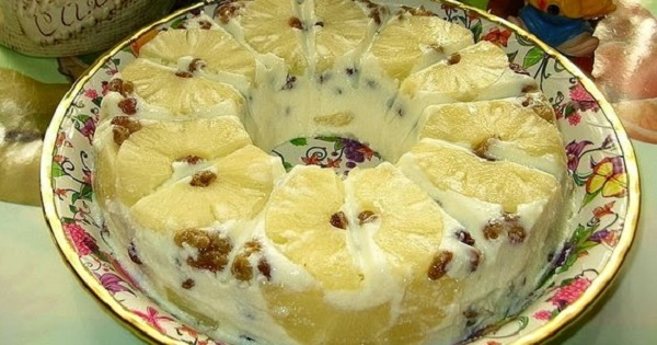 Вкусный и легкий творожный десерт «Старая Рига»!