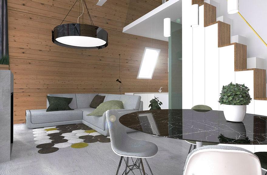 6 часов и 33000 долларов: с виду - простой дом, но то, что скрыто внутри - изумительно!