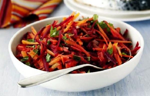 Салат здоровья «Метёлка». Избавляемся от лишнего в организме! 4 полезных рецепта.