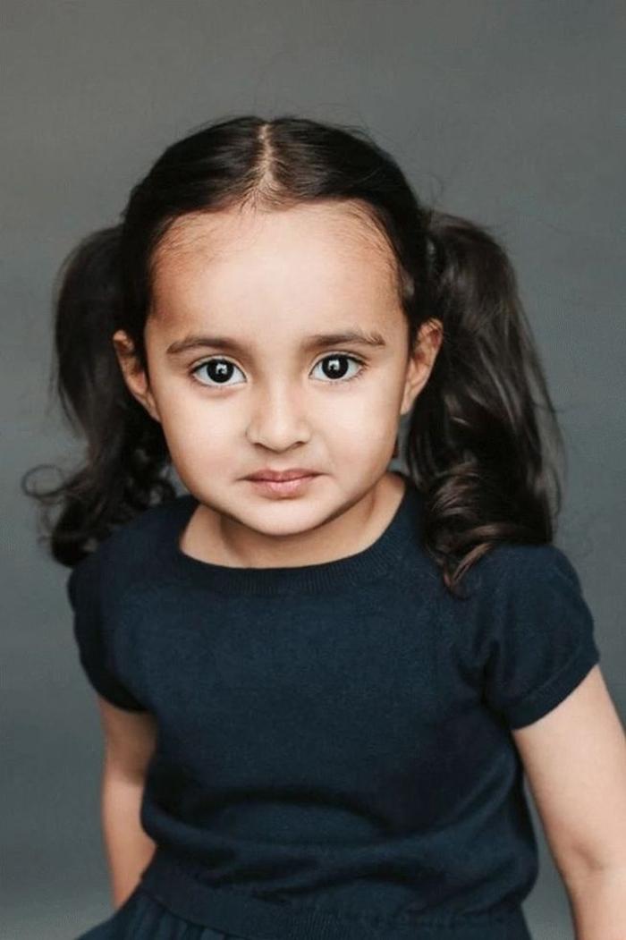 """Какие получаются детки, если родители разных национальностей? 13 красивых малышей от """"разных"""" родителей!"""