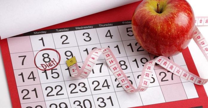 Простая 4-дневная диета которую легко соблюдать!