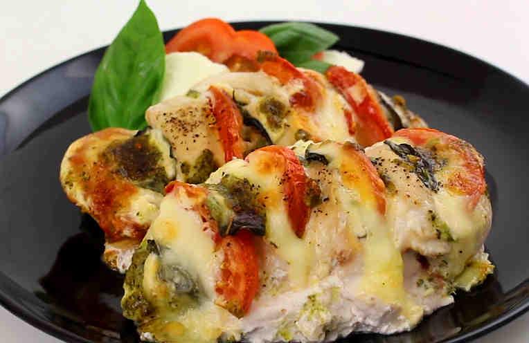 Румяные куриные грудки! Вкусный итальянский рецепт за 30 минут!
