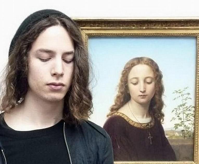 Найди своего двойника на знаменитых полотнах!