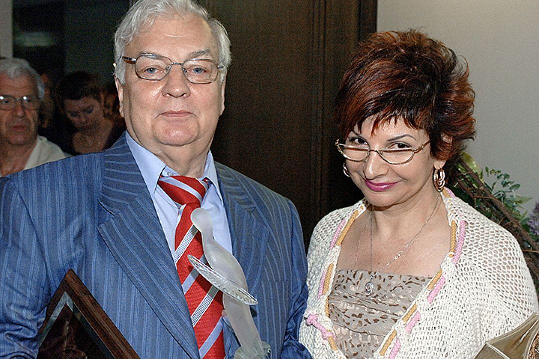 """Роксана Бабаян о смерти супруга Михаила Державина: """"Последние годы было очень тяжело..."""""""