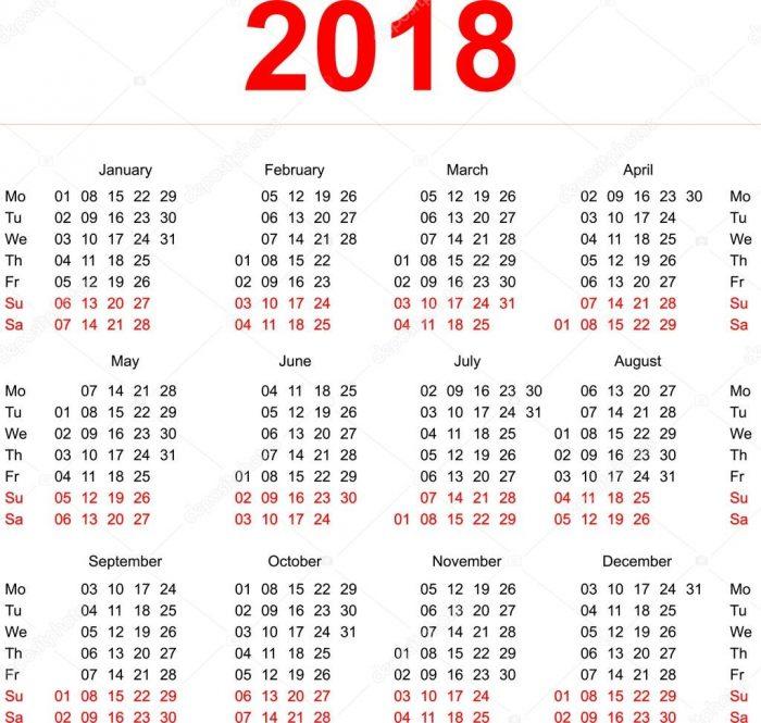 Когда твой День рождения в 2018 году? Узнай свою судьбу по знаку Зодиака!
