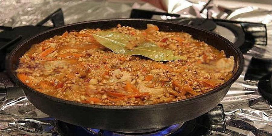 Моя семья обожает это блюдо! Уникальный рецепт гречки.