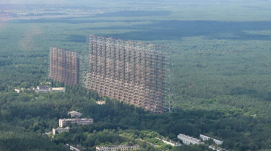 5 заброшенных строек СССР, которые поражают своими масштабами!