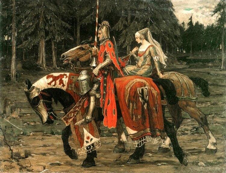 10 кошмарных фактов о средневековых рыцарях!