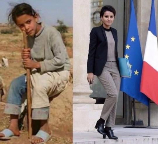Девочка-пастушка из Марокко смогла стать министром образования Франции!