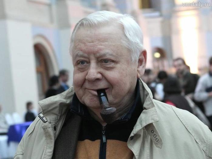 Умер народный артист Олег Табаков...