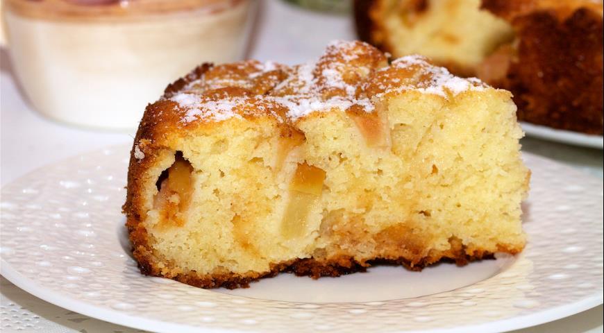 Рецепт привезла из-за границы. Теперь это любимый пирог в семье!